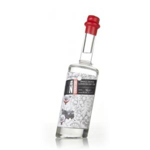 3 Pugs London Dry Gin Miniature - 4cl 42%