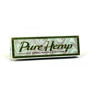 Pure Hemp Classic Rolling Papers 1 Pack