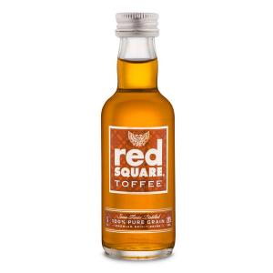 Red Square Toffee Vodka Miniature - 5cl 20%