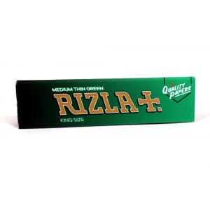 Rizla King Size Green Rolling Papers 1 Pack