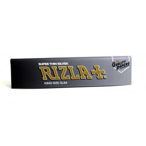Rizla King Size Silver Slim Rolling Papers 1 Pack