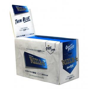 Rizla Regular Blue Rolling Papers 100 packs