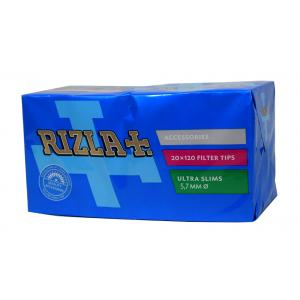 Rizla Ultra Slim Filter Tips (120) 20 Boxes