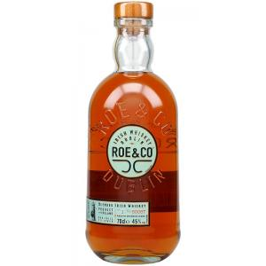Roe & Co Blended Irish Whiskey - 45% 70cl