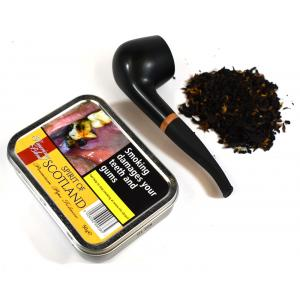 American Blends Spirit of Scotland Pipe Tobacco 50g Tin