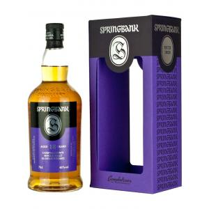 Springbank 18 Year Old 2018 Edition - 70cl 46%