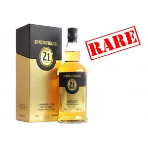 Springbank 21 Year Old 2015 - 70cl 46%