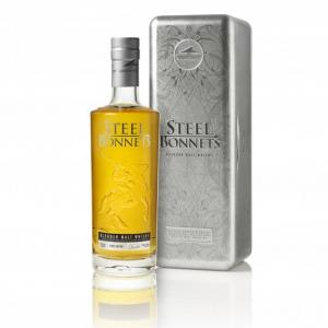 Lakes Distillery Steel Bonnets English & Scotch Blended Malt Whisky - 70cl 46.6%