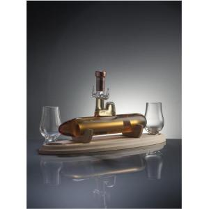 Submarine and 2 Glasses - 200ml (Stylish Whisky) - 40%