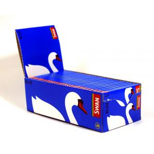 Swan Regular Blue Rolling Papers 50 Packs