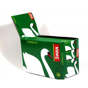 Swan Regular Green Rolling Papers 100 Packs