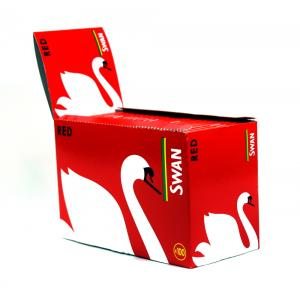 Swan Regular Red Rolling Papers 100 Packs