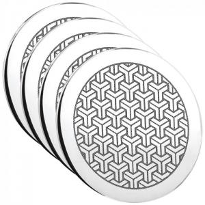 Symetrix Bottle Coaster 4 Pack - SYM14 -