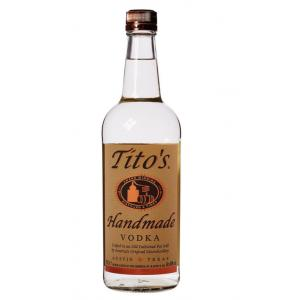 Titos Handmade Vodka - 70cl 40%