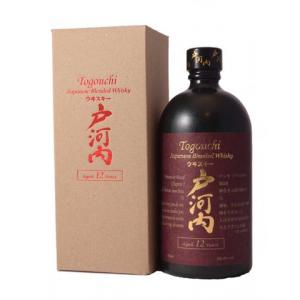 Togouchi 12 Year Old Japanese Blended Whisky - 70cl 40%