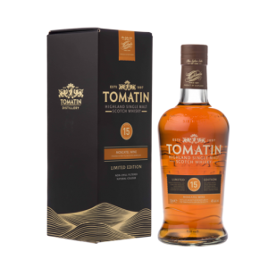 Tomatin 15 Year Old Moscatel Limited Edition - 70cl 46