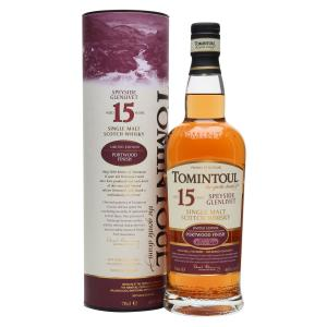 Tomintoul 15yo Portwood Finish - 46% 70cl