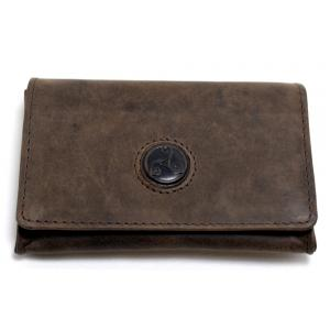 Rattrays Peat TP2 Small Box Leather Tobacco Pouch