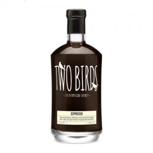 Two Birds Espresso Vodka - 70cl 29%