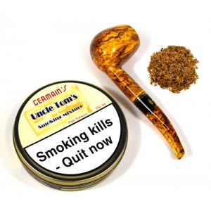 Germains Uncle Tom's Pipe Tobacco 50g Tin