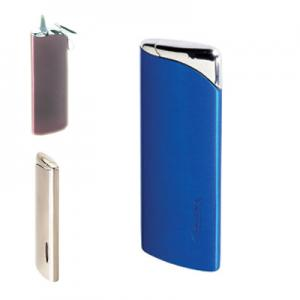 Vector Supra Windproof Slim Lighter - Blue