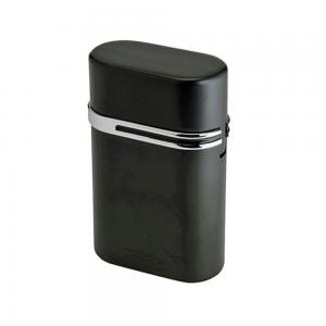 Vector Thundra - Triple Torch Table Lighter - Black