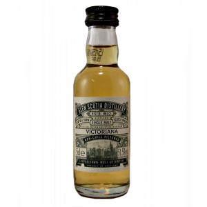 Glen Scotia Victoriana Single Malt Scotch Whisky Miniature - 5cl 51.5%