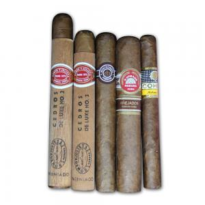 Wedding Gift - Cuban Cigar Selection - 5 Cigars