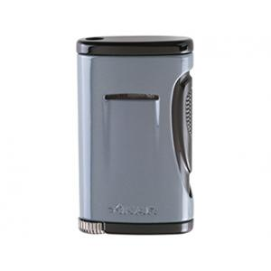 Xikar Xidris Single Jet Flame Lighter – Slate Gray