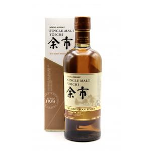 Nikka Yoichi Bourbon Wood Finish 2018 Single Malt Whiskey - 70cl 46%