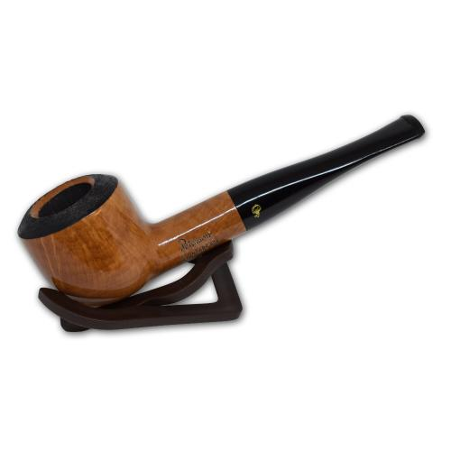 Peterson Clontarf Natural Briar Smooth Straight 606 Fishtail Pipe (G1156)