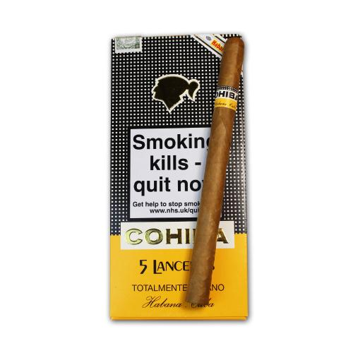 Cohiba Lanceros Cigar - Pack of 5 cigars