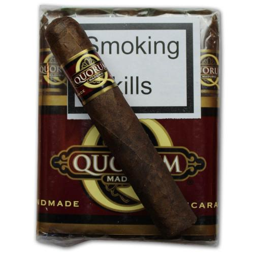 Quorum Maduro - Robusto - Bundle of 10 Cigars