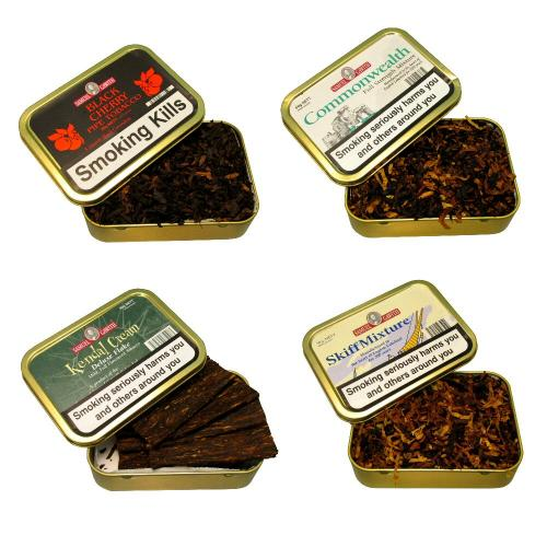 Samuel Gawith Mix Tobacco Sampler 4 - 40g