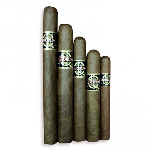 Quorum Classic Sampler - 5 Cigars